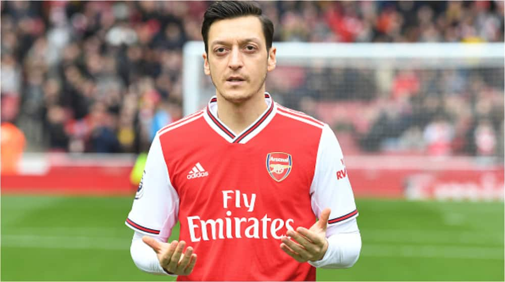 Mesut Ozil reacts to France' attack saying terrorism has no place in Islam