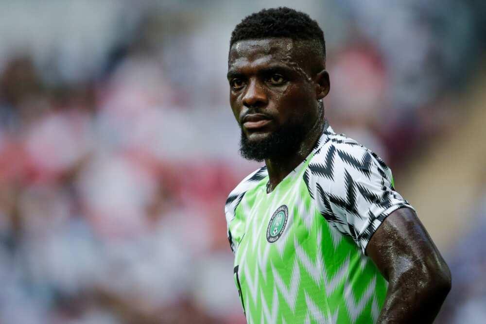 John Ogu: Super Eagles midfielder reveals he has had encounter with SARS before