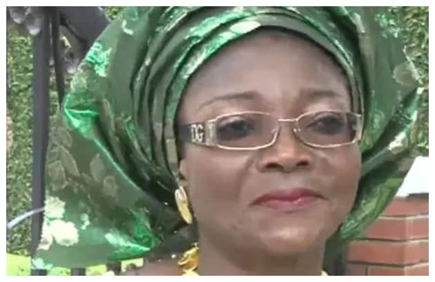My stepsons are in police custody due to their rudeness, MKO Abiola's widow