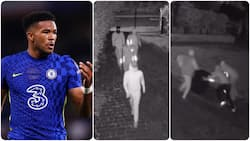Heartbreak as robbers break into home of Chelsea star, cart away Champions League and Super Cup medals