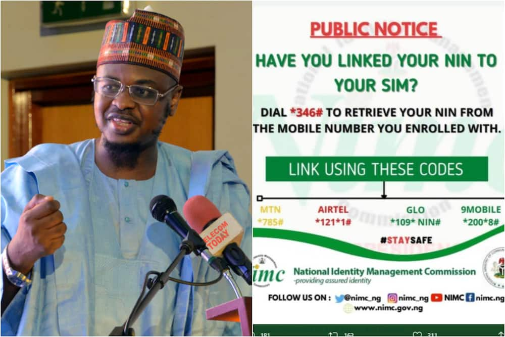 NIN: FG gives fresh information, reveals what applicants need to do