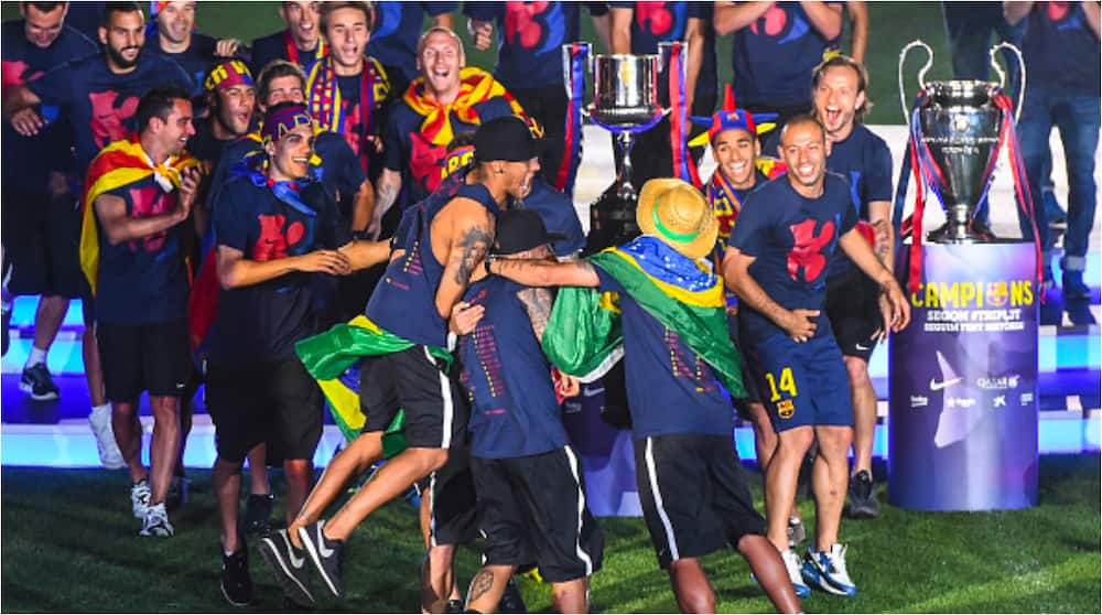 Jubilation in Spain as La Liga club has been named best club of the decade, according to IFFHS