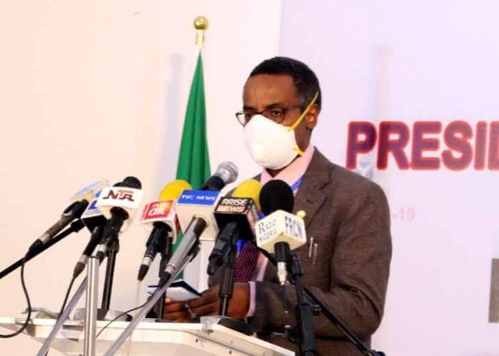 Coronavirus: FG will leave central battle against pandemic to state governors - Aliyu