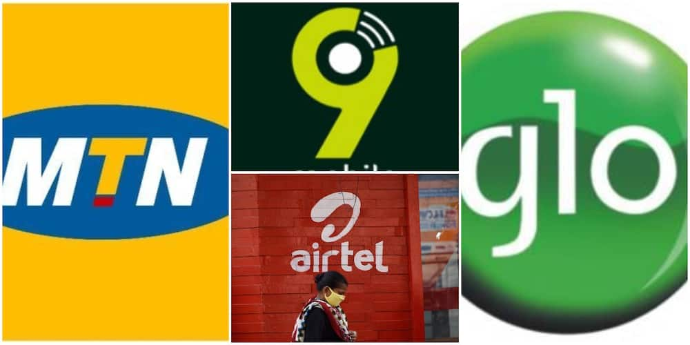 MTN Ends Q1 2021 as Biggest Loser in Data War against Globacom, Airtel, 9mobile