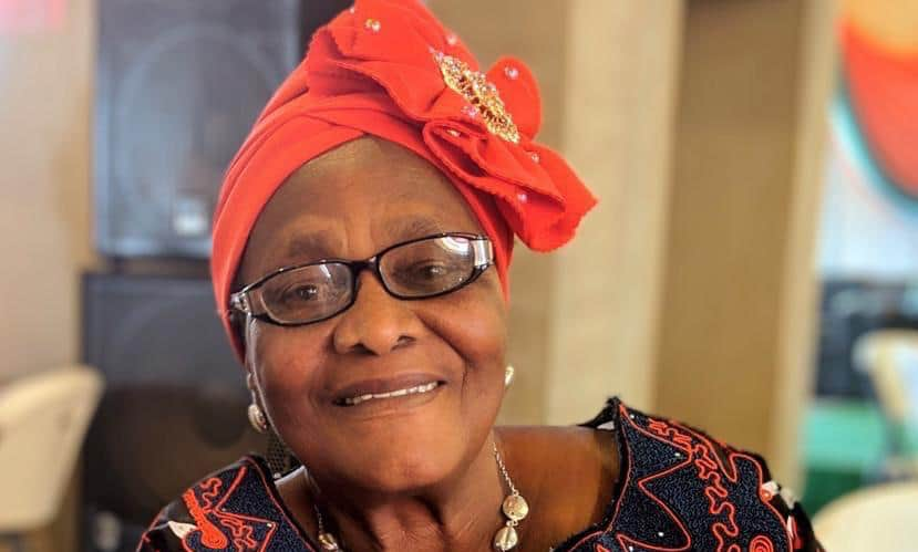 Sad day in Anambra as Oby Ezekwesili's mother dies of cancer