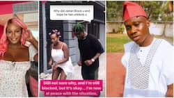 I am now at peace with Zlatan blocking me: DJ Cuppy replies curious fan, speaks on old beef
