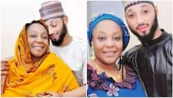 She is my wife, not my sugar mummy - Kannywood actor who married older woman says