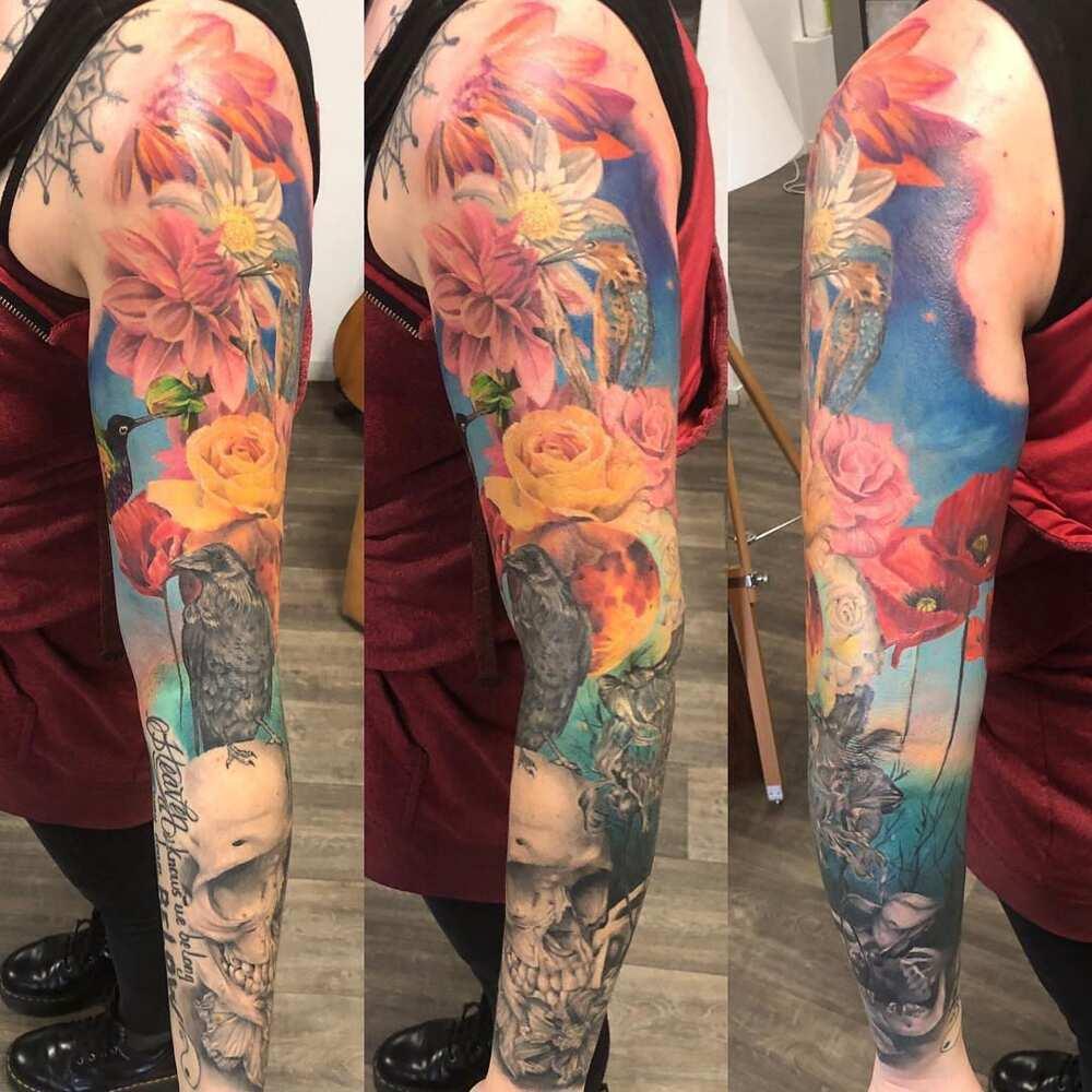 cool arm tattoos