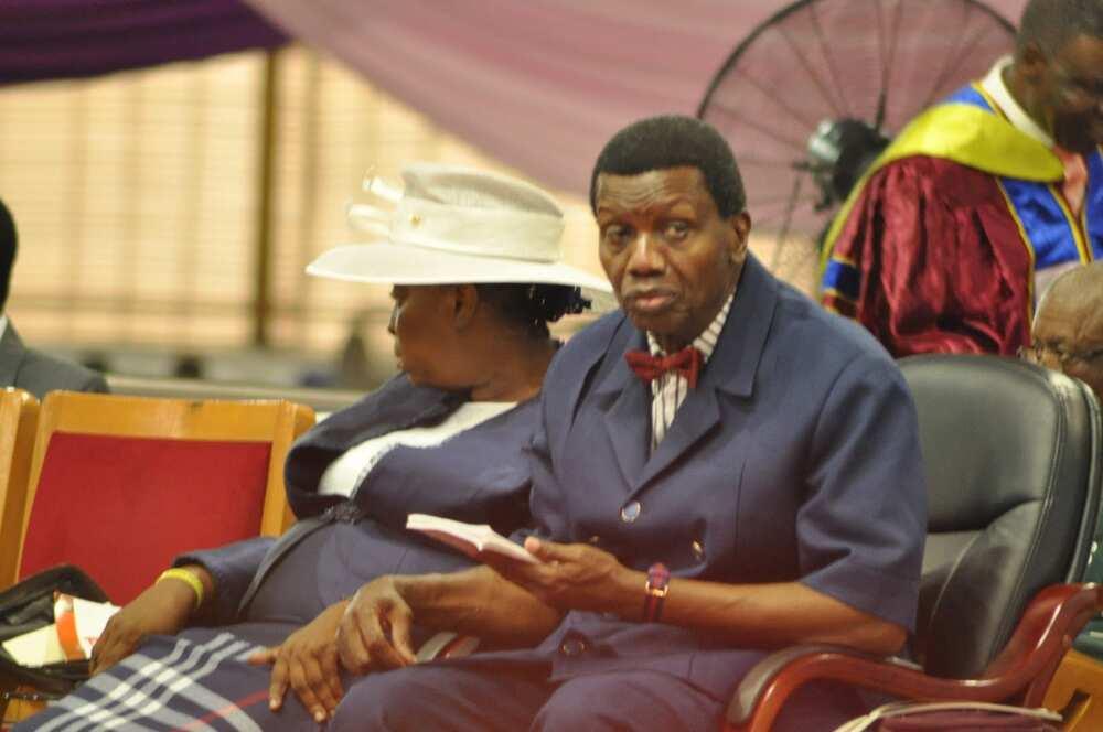 Pastor Adeboye releases 14 prayer points against kidnappers in Nigeria