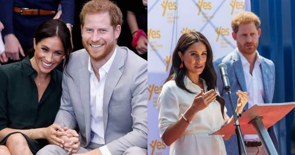 Harry and Meghan pay taxpayers R52.8 mil after bagging Netflix deal