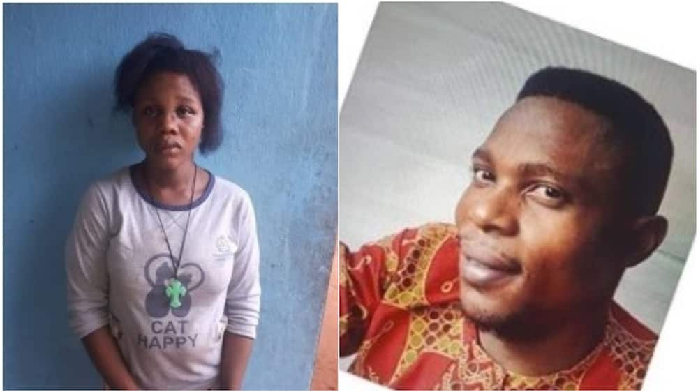 Woman allegedly stabs husband to death in Anambra