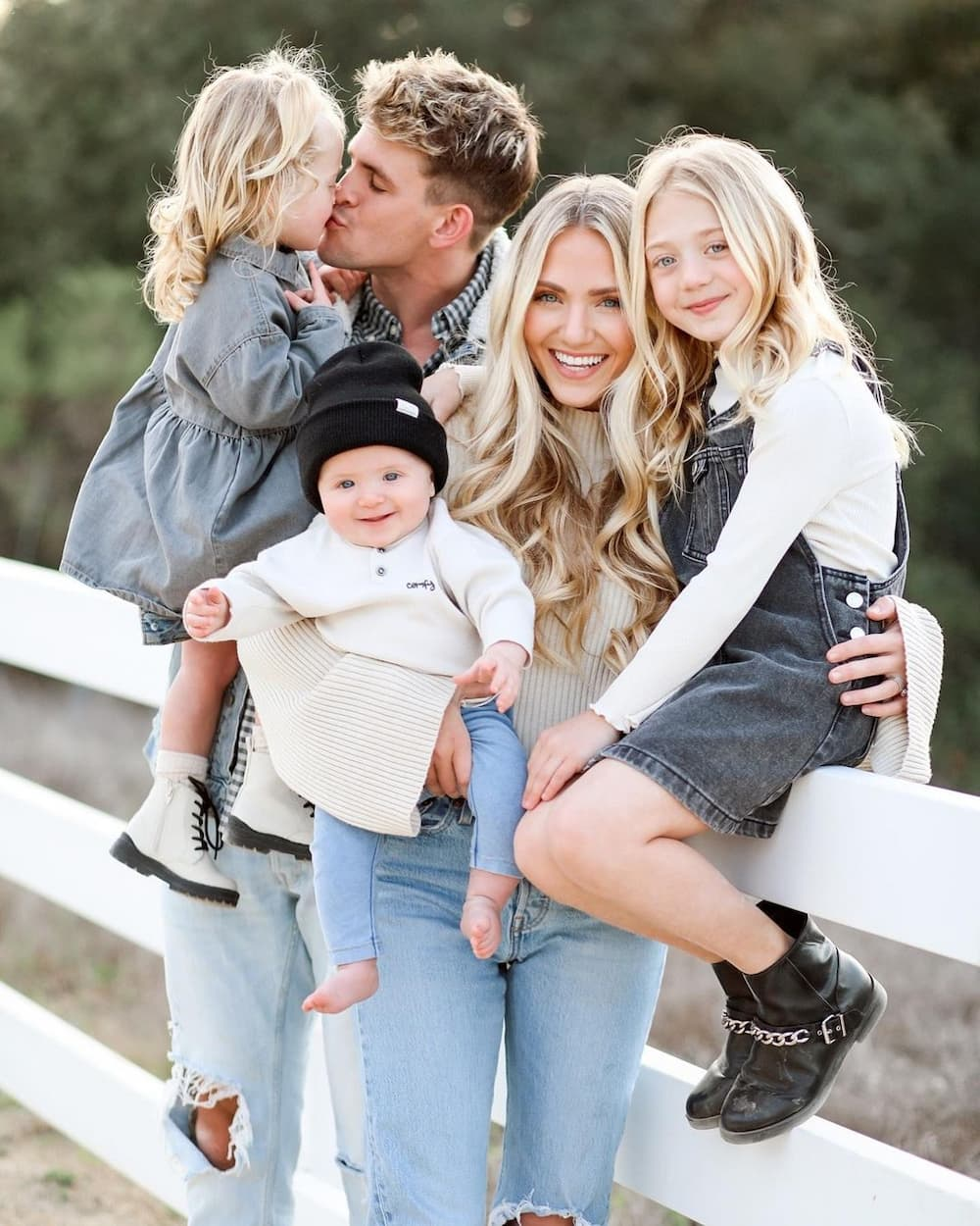 LaBrant family