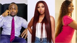 Ubi Franklin says Tacha attacked him constantly because he could not help her to enter BBNaija house