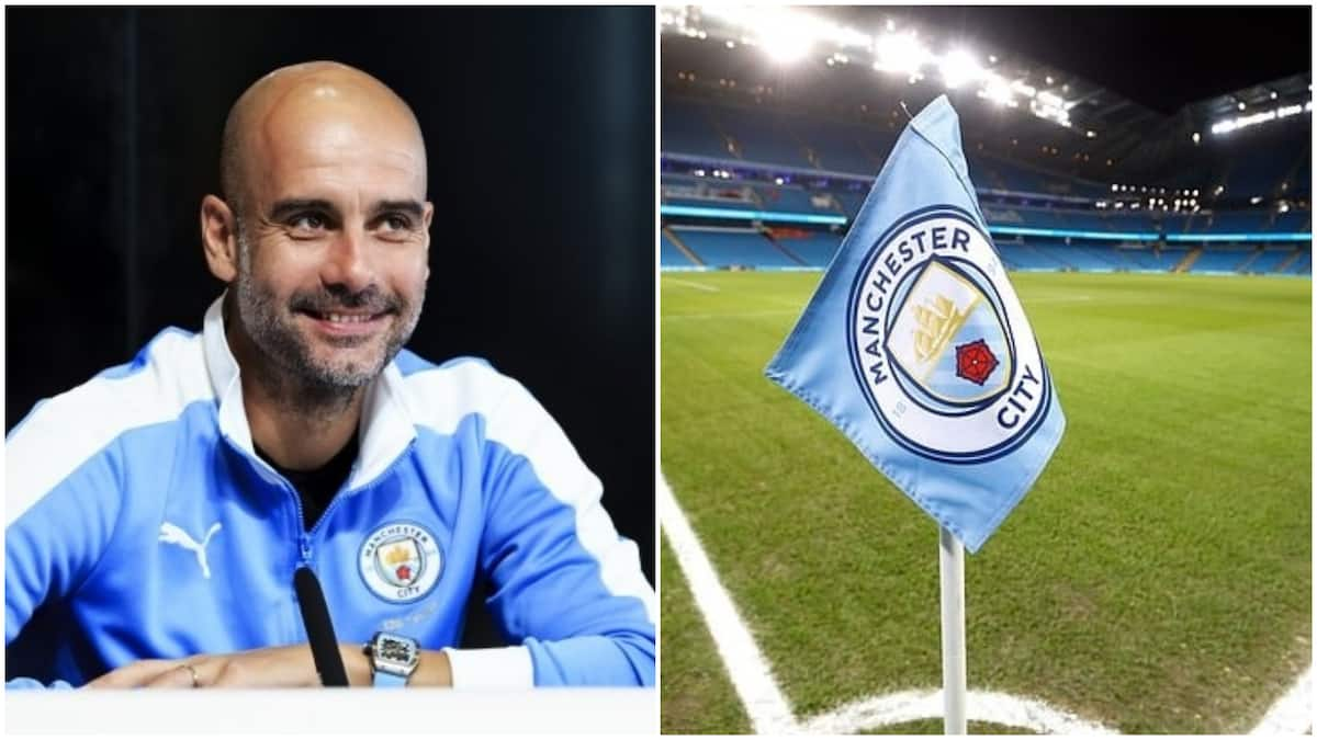 Man City escape FIFA hammer after being found guilty of transferring minors