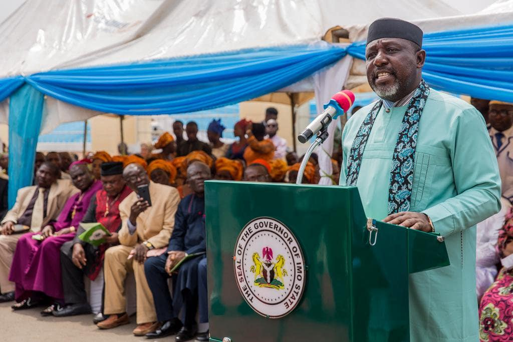 OPINION: Rochas and the anatomy of lootocrazy in Imo state by Uche Igwe - Legit.ng