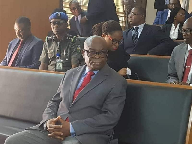 Breaking: CCT rules it has jurisdiction for Onnoghen's trial