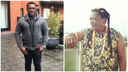 Actor Ikeduba rants about Nollywood, says the most Nigerian actors are the 'fakest' people in the world
