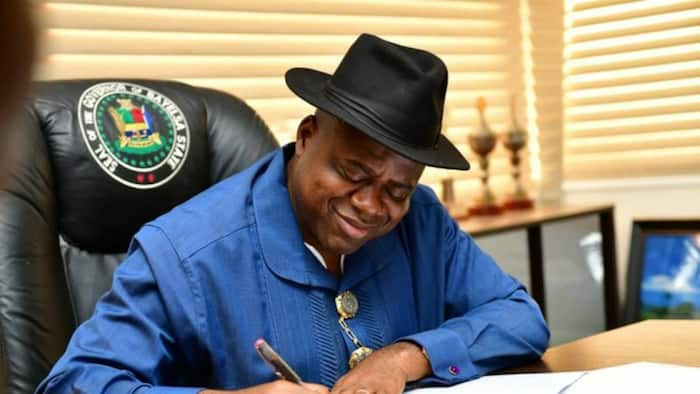 We don't need distractions, Bayelsa governor breaks silence on Supreme Court verdict