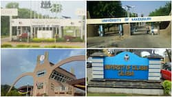 List of top 10 Nigerian universities that admitted most students in 2020