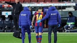 Nightmare for Barcelona as superstar is ruled out for the rest of the season