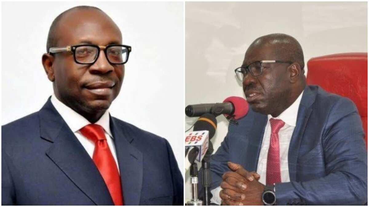 Edo 2020: APC faction rules out parallel primaries as Ize-Iyamu mulls endorsement - Latest News in Nigeria & Breaking Naija News 24/7 | LEGIT.NG