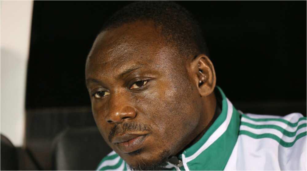 Former Super Eagles forward Daniel Amokachi names striker who reminds him of Rashidi Yekini