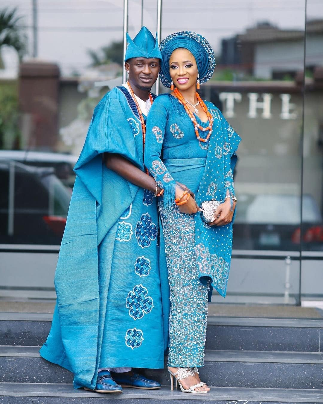 Engagement Photo Outfits: Couples Outfit For Traditional Wedding In Nigeria Legit.ng