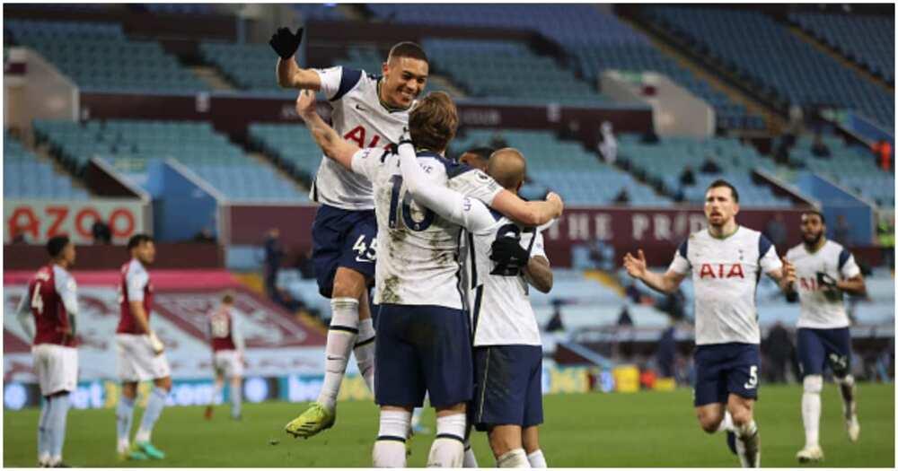 Aston Villa vs Tottenham: Kane Scores as Spurs Return to Winning Ways to Go 6th