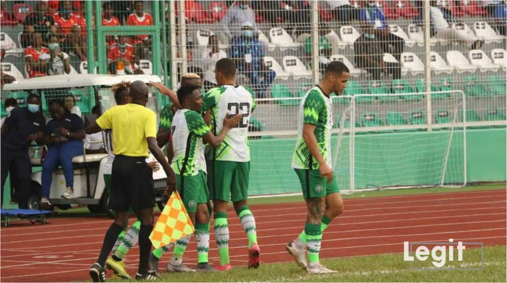 Ahmed Musa: Super Eagles captain apologises to Nigerians following surprise draw with Sierra Leone