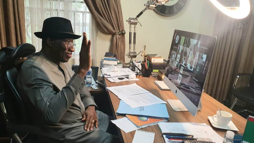 Covid-19: Jonathan urges African leaders to seek homegrown solutions to economic problems