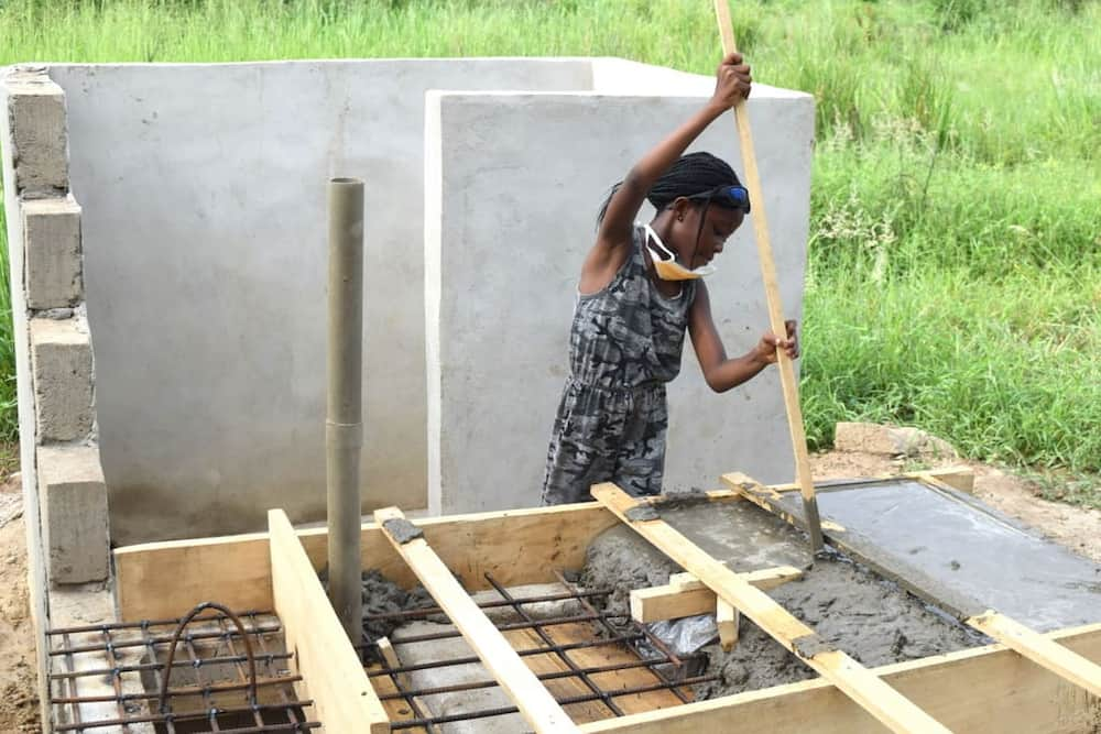 Empress Amoah: Meet the 12-year-old humanitarian building schools in Ghana to support rural folks