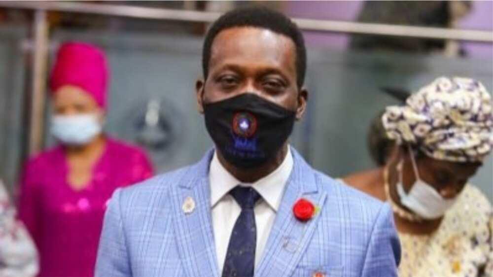 Pastor Dare Adeboye is Finally Buried