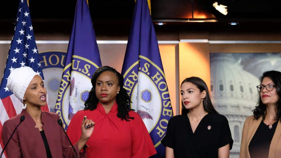 Return to where you came from - Trump tells 4 congresswomen of colour