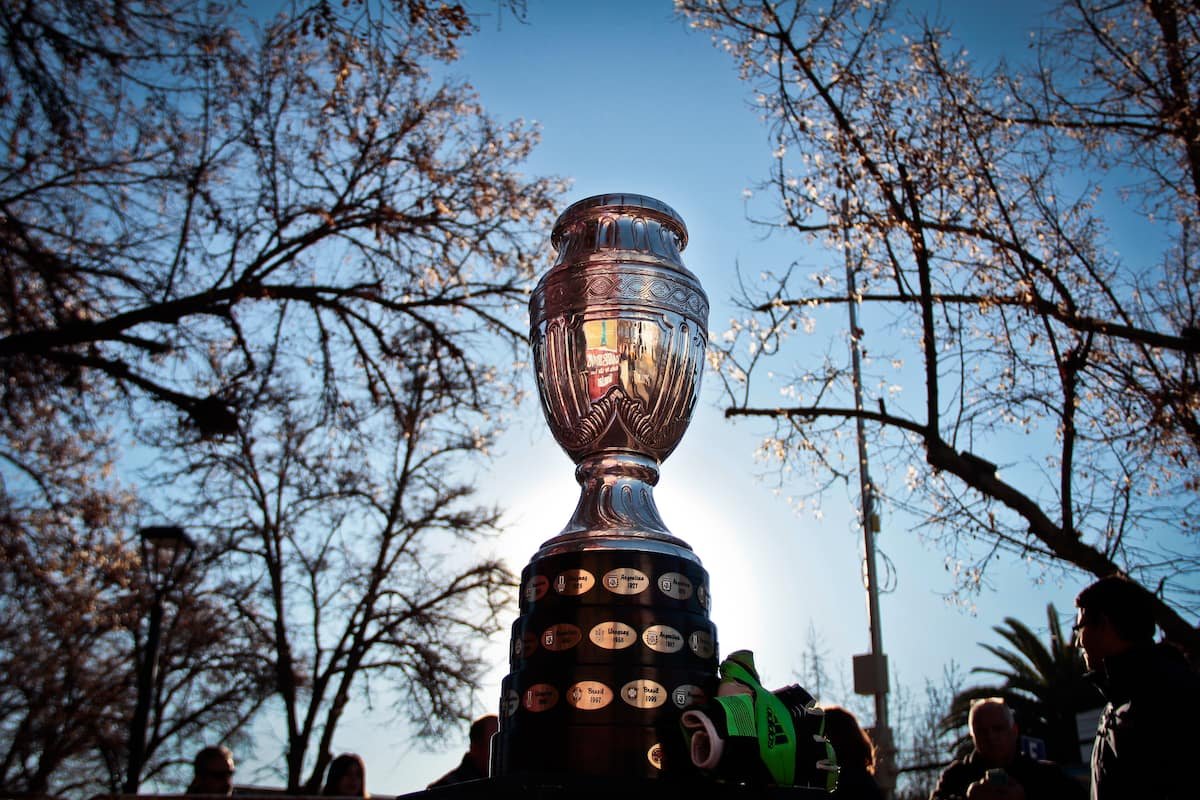 Top 11 highest paid cup in football - Copa America