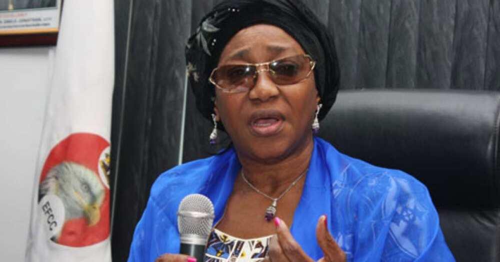 Rashin gaskiya ya yi wa jama'a katutu tun kafin in hau mulki – Buhari