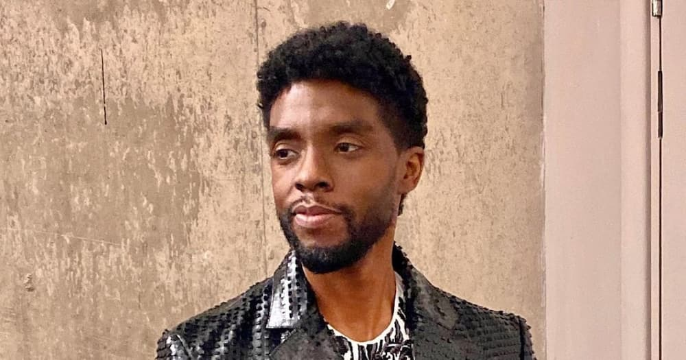 Chadwick Boseman Posthumously Wins SAG Award for His Outstanding Performance in a Film