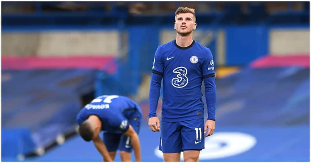 Timo Werner Matches Eden Hazard's Chelsea Record After Fulham Masterclass