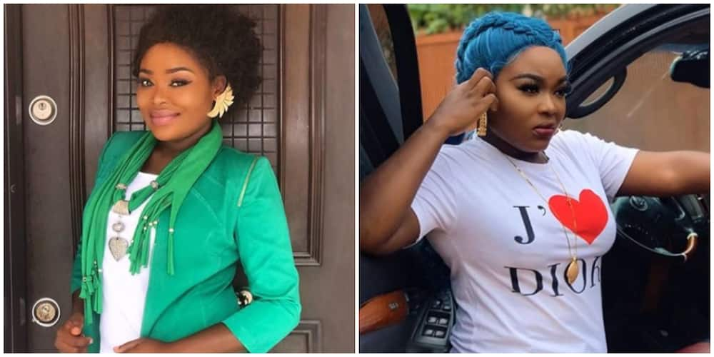 Nollywood actress Ani Amatosero calls out 'SARS' in the entertainment industry