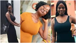 I'm ready for marriage but only those in these countries can apply - Curvy lady says, Nigerian men react (photos)