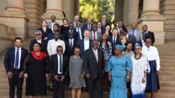 Fitacciyar tsohuwar Ministar Obasanjo da Jonathan ta samu mukami a Afrika ta Kudu