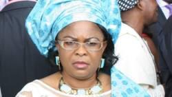 Coronavirus: Patience Jonathan calls for more roles for women in governance