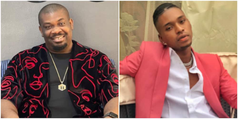 Petty on a High Level: Don Jazzy Declines Upcoming Artiste Because He Does Not Follow Him on Twitter