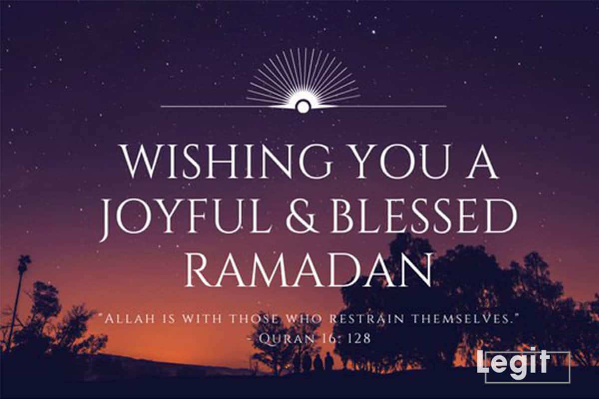 Top 10+ Happy RAMADAN WISHES, Quotes and Greetings ▷ Legit ng