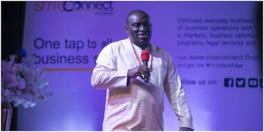 Nigerian investor Victor Asemota weighs in on the financing gap between the poor and the rich