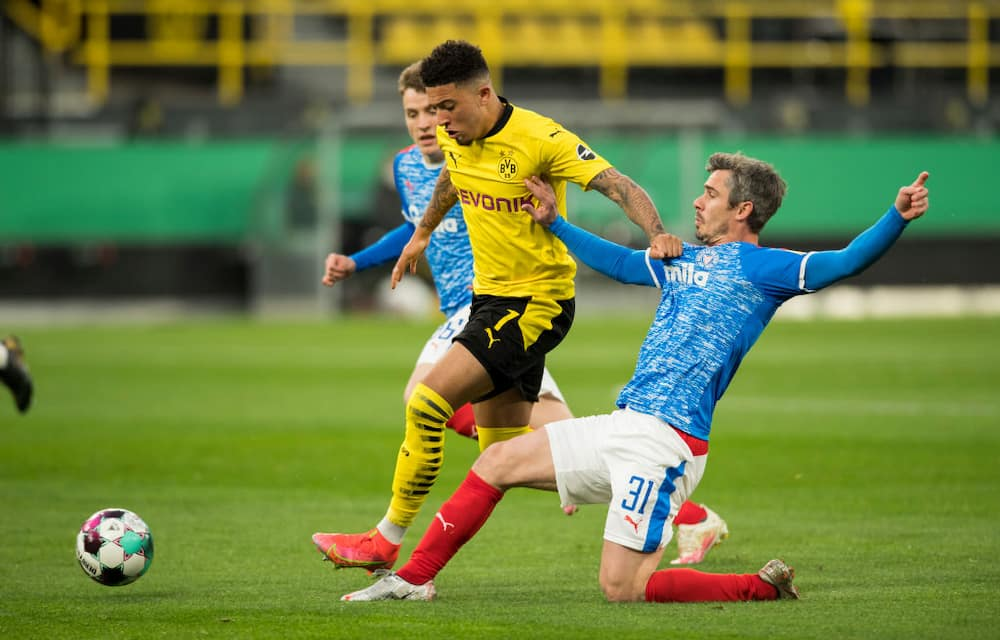 Chelsea set to rival Manchester United and Liverpool to pull off cut-price Jadon Sancho transfer