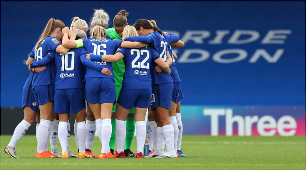 Chelsea: Nigerian female footballer reaches out to English club to sign her