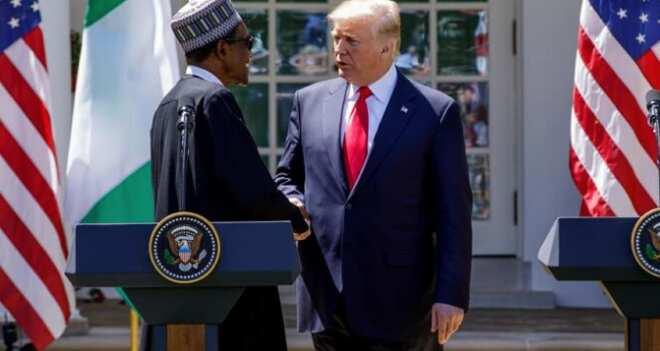 Buhari: Abinda na sanar da Trump a yayin da ya zargeni da kashe Kiristoci