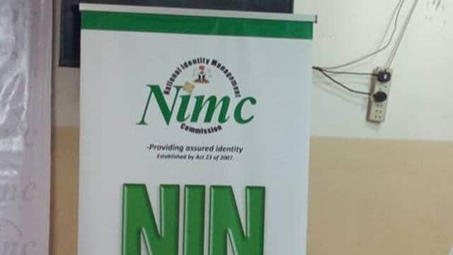 Yan Najeriya sama da miliyan 60m duna da lambar NIN