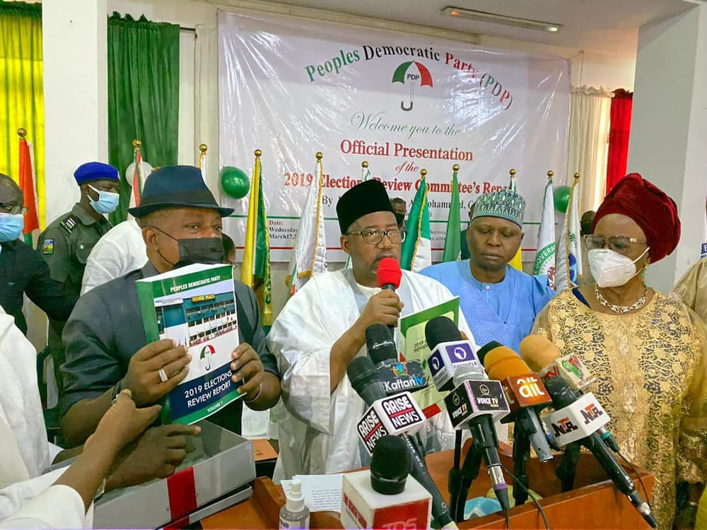 We have Evidence that PDP Won 2019 Presidential Election, Says Northern Governor