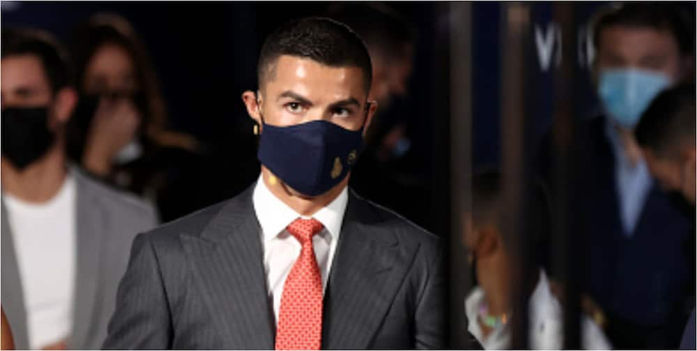 Cristiano Ronaldo claims he likes it when opposing supporters boo him